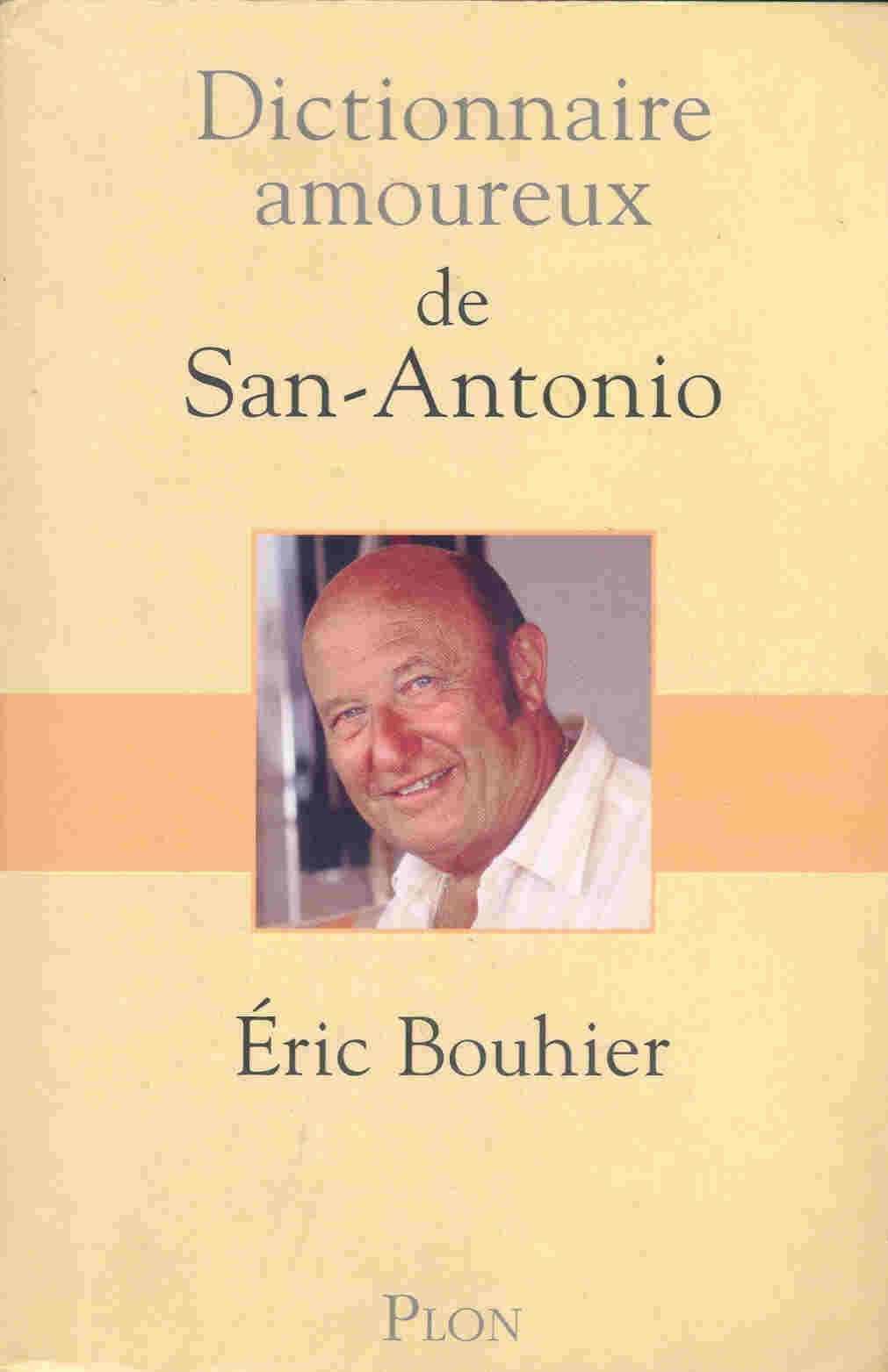 Любовный словарь Сан-Антонио